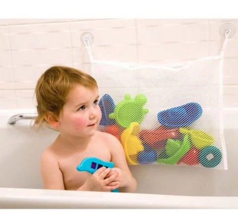 Bath Toy Mesh Hamper