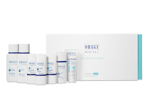 Medical Grade: Nu-Derm System for Normal to Dry Skin