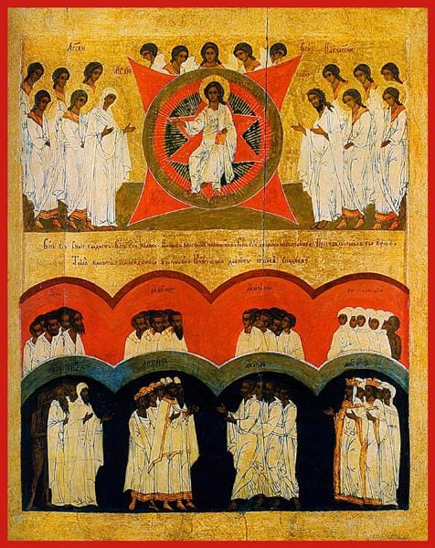 All Saints - Icons