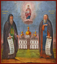 Load image into Gallery viewer, Sts. Anthony and Theodosius of the Kiev Caves