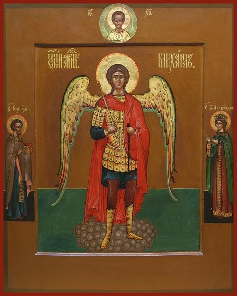Archangel Michael - Icons