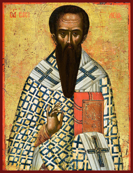 St. Basil the Great Orthodox icon