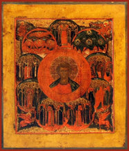 Load image into Gallery viewer, Christ Emmanuel With The Nine Ranks Of Angels - Icons