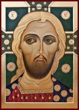 Load image into Gallery viewer, Christ Golden Hair - Icons