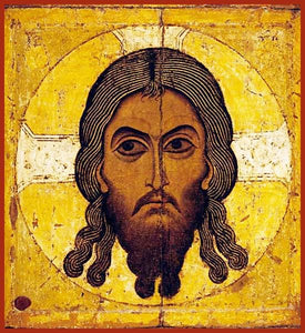 Christ Golden Hair - Icons