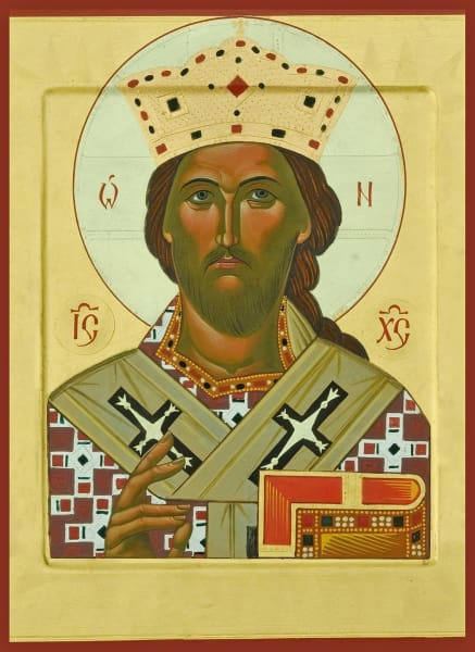 Christ Great High Priest - Icons