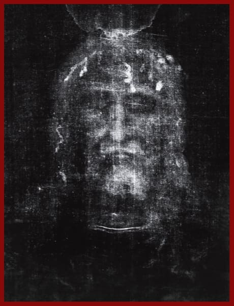 Christ Shroud Of Turin - Icons