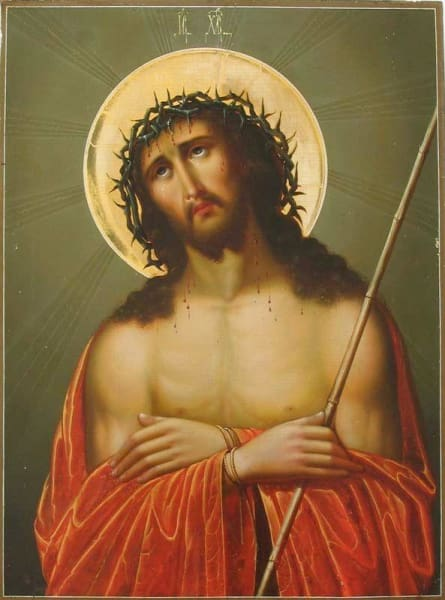 Christ The Bridegroom - Icons