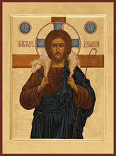 Load image into Gallery viewer, Christ The Good Shepherd - Icons