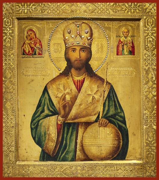 Christ The King - Icons