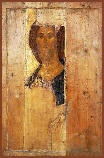 Christ Zvenigorod Full Panel - Icons