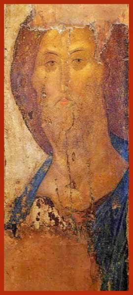 Christ Zvenigorod - Icons