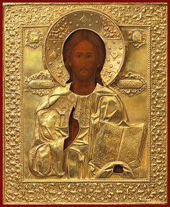 Christ the Savior Orthodox Icon