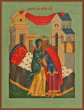 Load image into Gallery viewer, Conception Of St. John The Forerunner - Icons