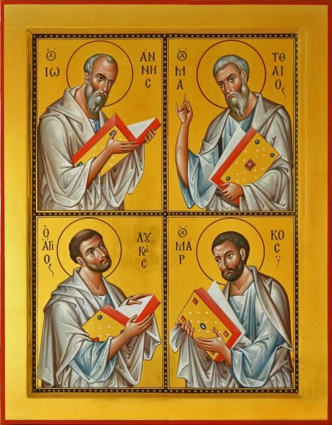 Four Evangelist - Icons