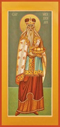 Holy Forefather Melchizadek - Icons