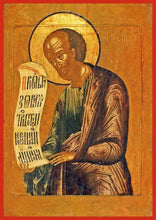 Load image into Gallery viewer, Holy Prophet Elisha - Icons