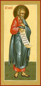 Holy Prophet Micah - Icons