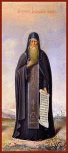 St. Joannicius the Great orthodox icon