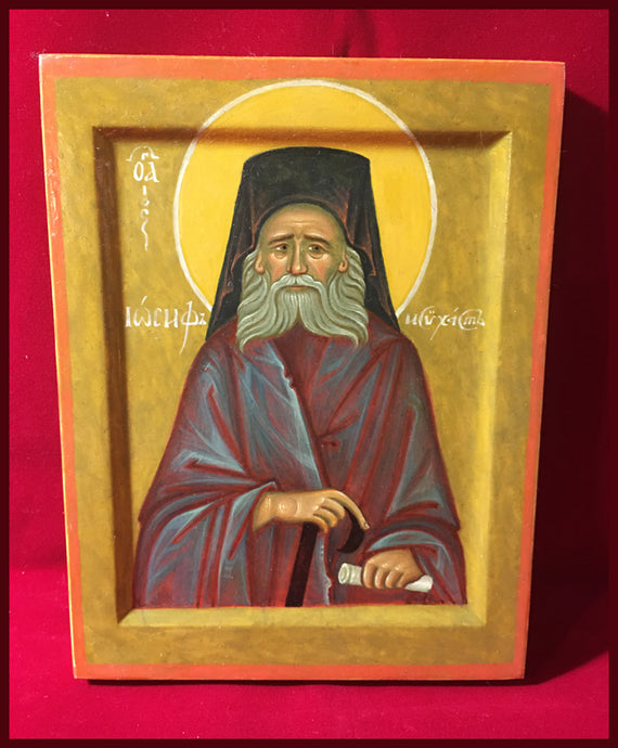 St. Joseph the Hesychast icon