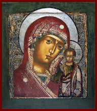 Load image into Gallery viewer, kazan Theotokos icon