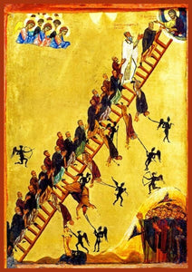 Ladder Of Divine Ascent Sinai - Icons
