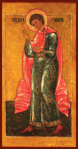 St. Laurus Orthodox icon