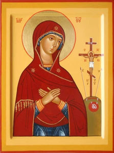 Mother Of God Ahtyrskaya - Icons