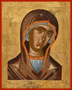 Mother Of God Deisis - Icons