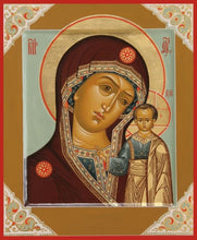 Load image into Gallery viewer, Mother Of God Kazan - Icons