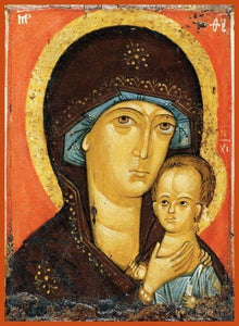 Mother Of God Petrovskaya - Icons