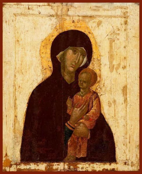 Mother Of God Pimonovskaya - Icons