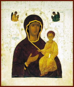 Mother Of God Smolensk - Icons