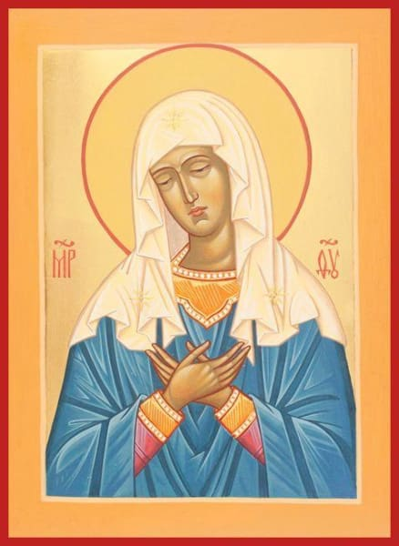 Mother Of God Tenderness - Icons