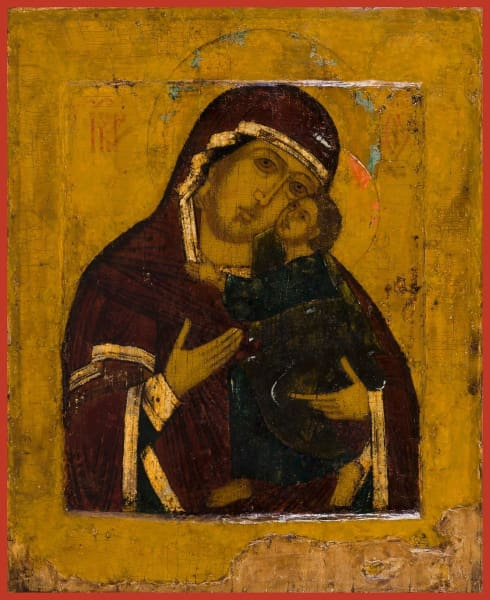 Mother Of God Tolgskaya - Icons