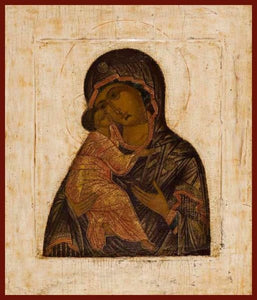 Mother Of God Vladimirskaya - Icons