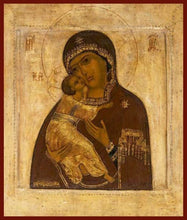 Load image into Gallery viewer, Mother Of God Vladimirskaya - Icons