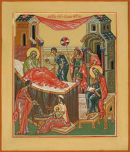 Load image into Gallery viewer, Nativity Of St. John The Forerunner - Icons
