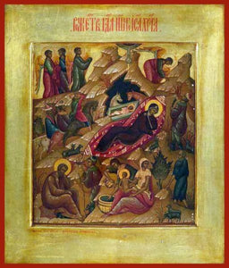 Nativity Of The Lord - Icons