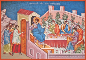 Parable Of The Wise And Foolish Virgins - Icons