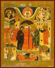 Load image into Gallery viewer, Presentation Of The Lord In The Temple - Icons