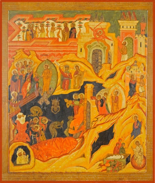 Resurrection Of Christ - Icons