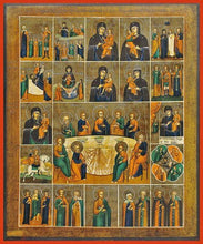 Load image into Gallery viewer, Selected Saints And Feast Days - Icons