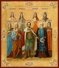 Load image into Gallery viewer, Selected Saints - Icons