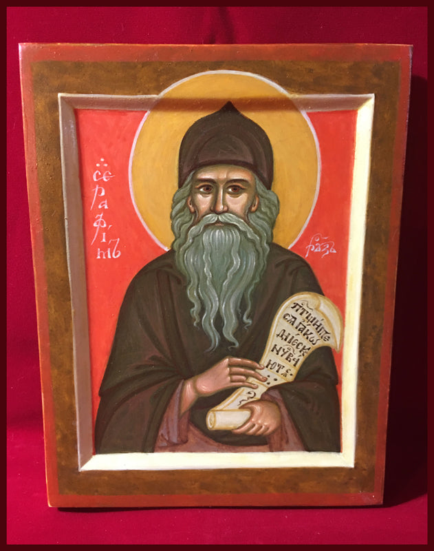 Blessed Fr. Seraphim Rose icon
