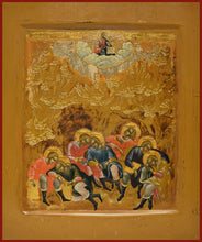 Load image into Gallery viewer, Holy Seven Youths and Martyrs of Ephesus Orthodox icon