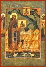 Load image into Gallery viewer, St. Abramius Of Galich - Icons