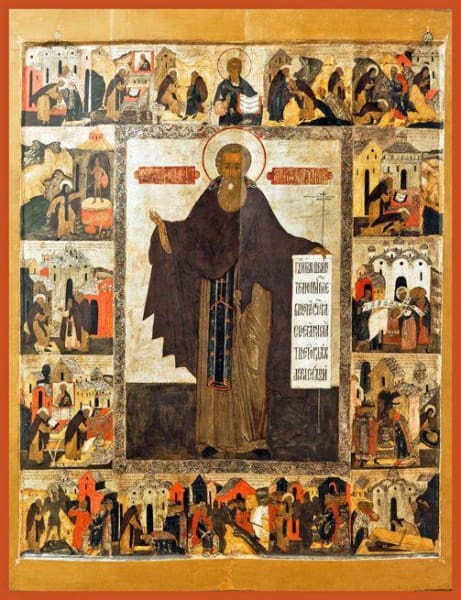 St. Abramius Of Rostov - Icons