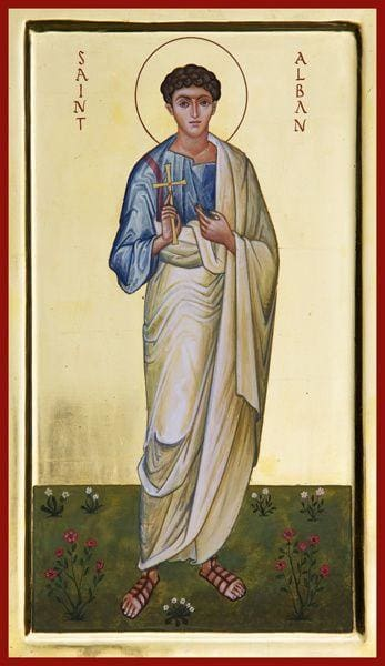 St. Alban The Martyr - Icons