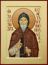 Load image into Gallery viewer, St. Alexander Of Constantinople - Icons